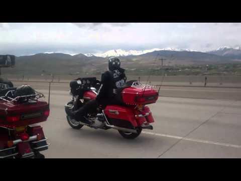 MONGOLS MC NORTHWEST ..ROAD TO UTAH