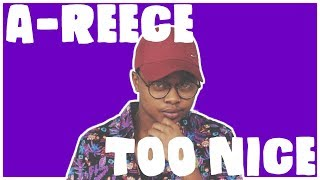 A-REECE - ON MY OWN (REACTION)