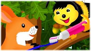 getlinkyoutube.com-Хай завжди будуть зубки білими - музичний мультфільм для дітей