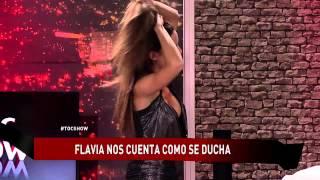 getlinkyoutube.com-Tu rutina de ducha; Flavia y Gonzalo en #tocshow