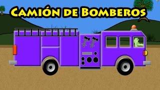 getlinkyoutube.com-Vids4Ninos - Colores camión de bomberos para niños