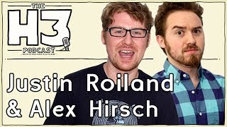 H3 Podcast #26 - Justin Roiland & Alex Hirsch Charity Special