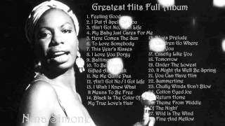 getlinkyoutube.com-NINA SIMONE  - Greatest Hits Full Album