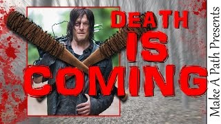 getlinkyoutube.com-Death of Daryl Dixon - The Walking Dead Season 6 Discussion