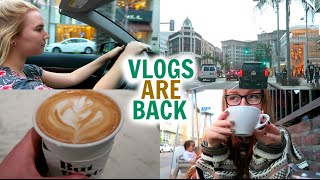 RIDIN' ROUND LA, WHOLE FOODS OPENING, & SISTER DATE | VLOG