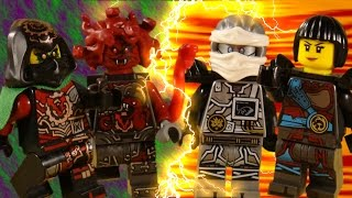 getlinkyoutube.com-LEGO NINJAGO THE MOVIE - HANDS OF TIME PART 2 - WRATH OF THE TIME TWINS - 100,000 SUBSCRIBER SPECIAL