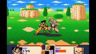 getlinkyoutube.com-SNES Longplay [353] Dragon Ball Z - Super Saiyan Densetsu (Part 1 of 4)