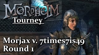 getlinkyoutube.com-Morjax V 7times7is49 ► Let's Play Mordheim City Of The Damned Tournament