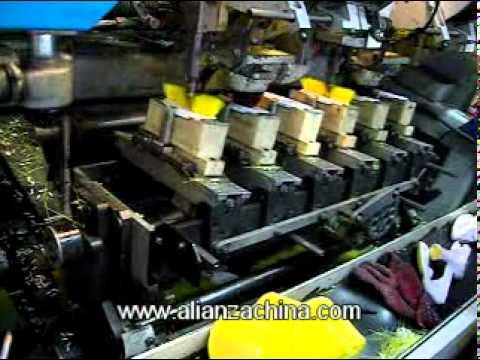 Maquina para fabricar Escoba Escobillon Modelo GS 135