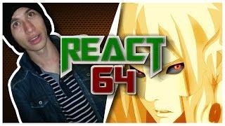 getlinkyoutube.com-React 64 - Repost - Rap do Minato (Tauz)