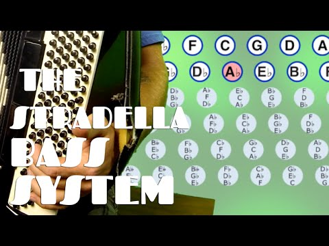 1. Intro to Stradella Bass - Accordion Lessons