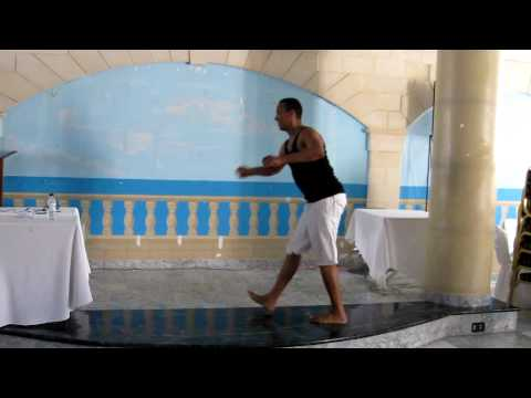 Cubamisalsa (Cyprus summer 2010) - Salsa & Pasitos with Alberto Valdes