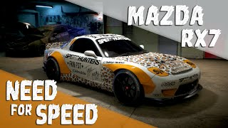 getlinkyoutube.com-Need for Speed 2015 [PS4] Mazda RX7 Customization