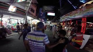 getlinkyoutube.com-Walking street girls Pattaya Thailand Nightlife december 11 2014