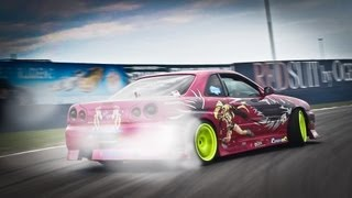 getlinkyoutube.com-[Kyouto Drift] - Togethia - Drifting Raw Footage: Zandvoort Japanese Autosport Festival 2012