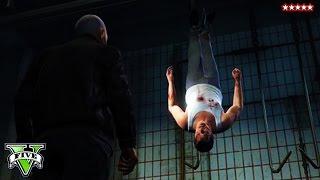 getlinkyoutube.com-GTA 5 NextGen:TREVOR VS MICHAEL North Yankton - GTA 5 Family Problems Campaign -  GTA Campaign