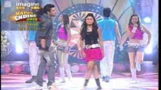 getlinkyoutube.com-Kritika & Karan Dance -- Happy Ending 2010 [Kitani Mohabbat Hai 2]