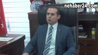Ak Parti İl Başkanı Burhan Çakır Teşekkür Etti