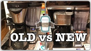 getlinkyoutube.com-New Ninja vs. Old Ninja - Ninja Coffee Bar