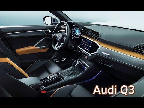 2019 Audi Q3 - INTERIOR