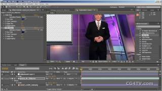getlinkyoutube.com-Free Lesson: How to use virtual sets with Adobe After Effects