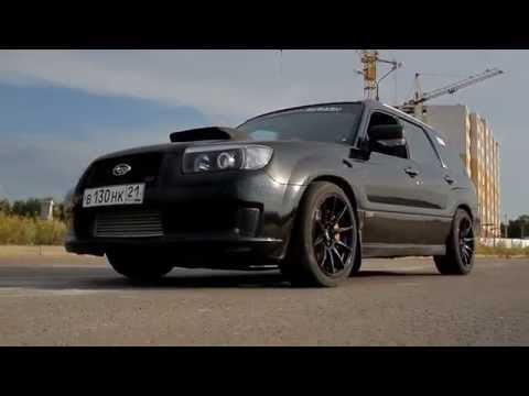 Тест драйв Subaru Forester (500 лс) от Антона Воротникова TopAuto