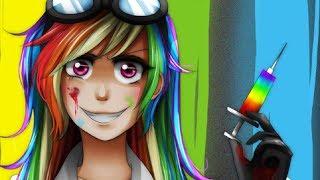 getlinkyoutube.com-Rainbow Factory [speedpaint]