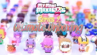 getlinkyoutube.com-Unbox Daily: My Mini Mixie Q's Series 2 - Ultimate Unboxing - Blind Box - Review - 4K