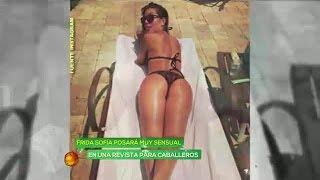 getlinkyoutube.com-Frida Sofia posa desnuda