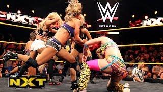 getlinkyoutube.com-NXT Women's Championship No. 1 Contender's Battle Royal: WWE NXT, Jan. 13, 2016
