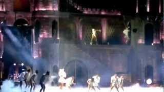 getlinkyoutube.com-Lady Gaga - Bad Romance (The Born This Way Ball 14.08.2012 Sofia Bulgaria)