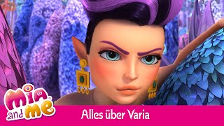getlinkyoutube.com-Alles über Violetta und Varia - Mia and me
