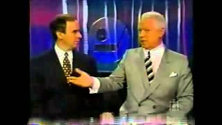 1995: HNIC Coaches Corner - Don Cherry Rips Leafs for Trading Wendel Clark
