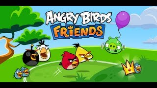 getlinkyoutube.com-Angry Birds Friends - iPhone/iPod Touch/iPad/Android Gameplay HD