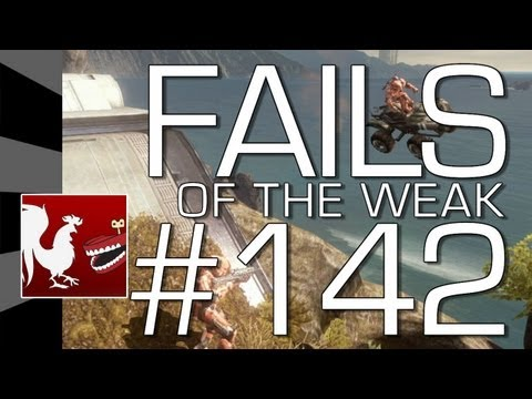Fails of the Weak - Halo 4 - Fails of the Weak Volume 142 (Funny Halo Bloopers and Screw-Ups!)