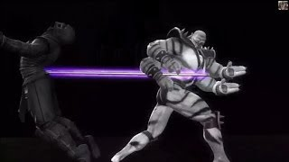 Mortal Kombat 9: All X-Rays Performed by Goro & Kintaro