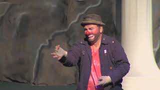 Grace Brumley - It Is Well With My Soul - Multitudes Church Mime Performance width=