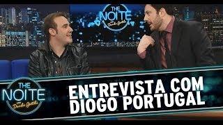 getlinkyoutube.com-The Noite 09/07/14 (parte 1) - Entrevista Diogo Portugal