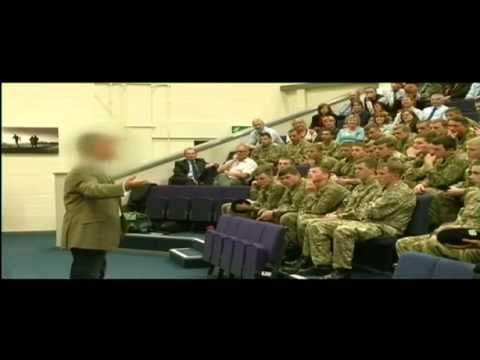 Andy McNab Video