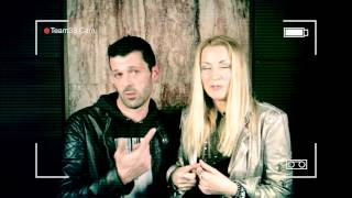 Lian Ross &  David Tavaré - Valentine`s Day Outtakes Trailer