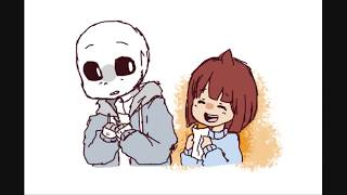 getlinkyoutube.com-Sweet and Salty (Happyish Undertale 5)