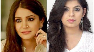 Anushka Sharma Inspired Makeup | Ae Dil hai Mushkil | Bold Eyes | Nude lips | Makeup Tutorial