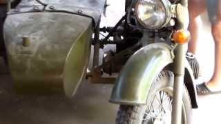 getlinkyoutube.com-Полноприводный Мотоцикл Днепр мв650