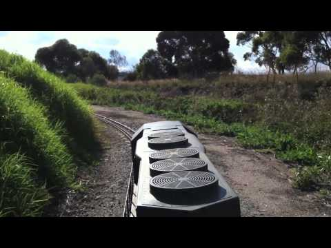 Bulla Hill Miniature Railway 5 | 7 14 Track - Drivers E