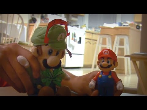 Cute Mario Bros - Luigi's Bad Luck