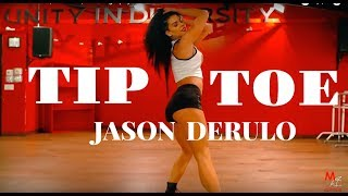 Jason Derulo |  TIP TOE | Choreography - Michelle JERSEY Maniscalco