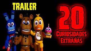 getlinkyoutube.com-TOP 20: 20 Curiosidades Extrañas Del Five Nights At Freddy's World Trailer | FNAF World