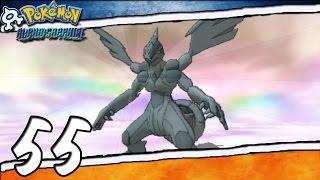 getlinkyoutube.com-神奇寶貝 終極紅寶石 與 始源藍寶石 Nuzlocke Gameplay - Epidsode 55 - 捷克雷姆!