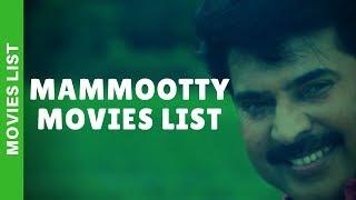 Mammootty Movies List   Actor Mammootty Filmography