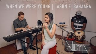getlinkyoutube.com-Adele - When We Were Young | Jashn E Bahaara (Vidya Vox Mashup Cover)